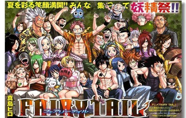 Fairy Tail saison finale : Le retour du Dragon !
