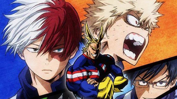 My Hero Academia : Nekfeu pour le doublage de la saison 2 !