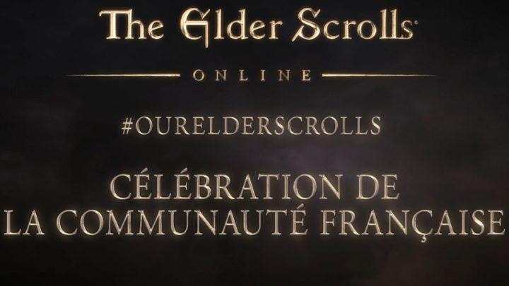 The Elder Scrolls Online : la communauté honorée !