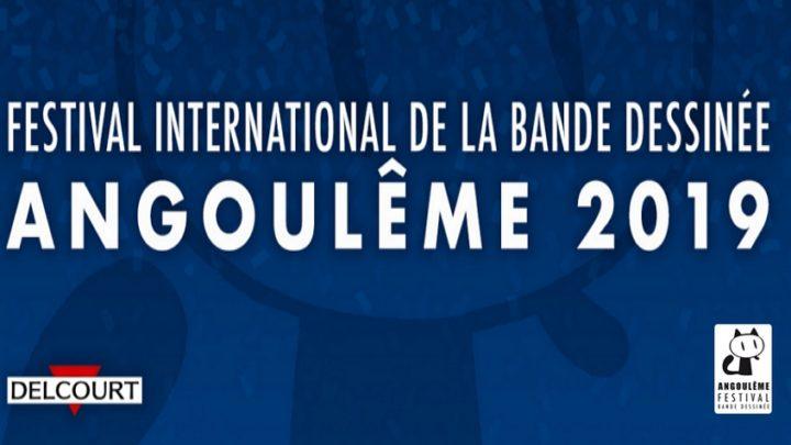 Angoulême 2019 : les éditions Delcourt vous attendent !