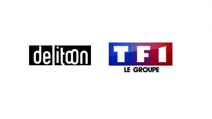 Delitoon, la plateforme digitale de webtoons passe chez TF1 !