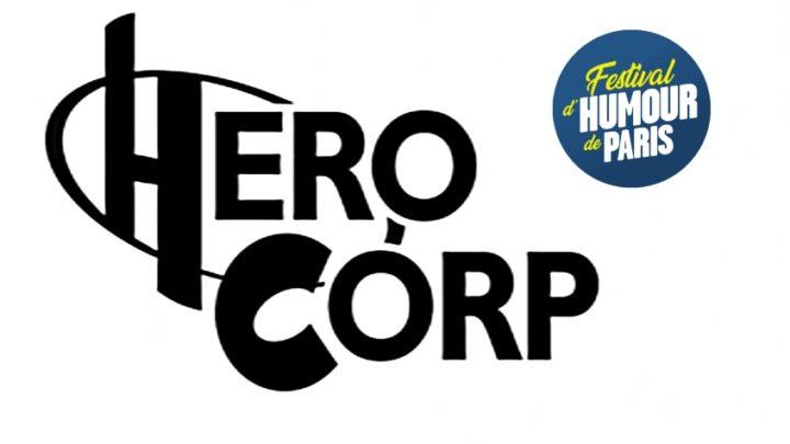 Hero Corp : le grand match d'impro à l'Olympia !