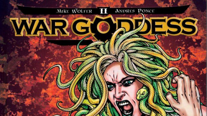 War Goddess – Tome 2 : Le choc des déesses !  [Critique]
