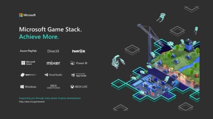 Microsoft Game Stack : des outils au service des développeurs !
