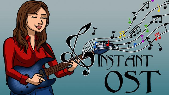 L'instant OST – Un jeu, une musique [Chronique]