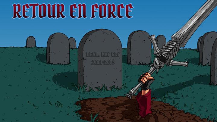 Retour en Force #1 – Devil May Cry [Chronique]
