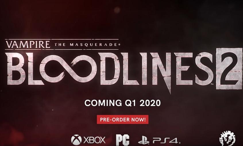 Les dessous du clan Tremere dans Vampire : The Masquerade – Bloodlines 2 !