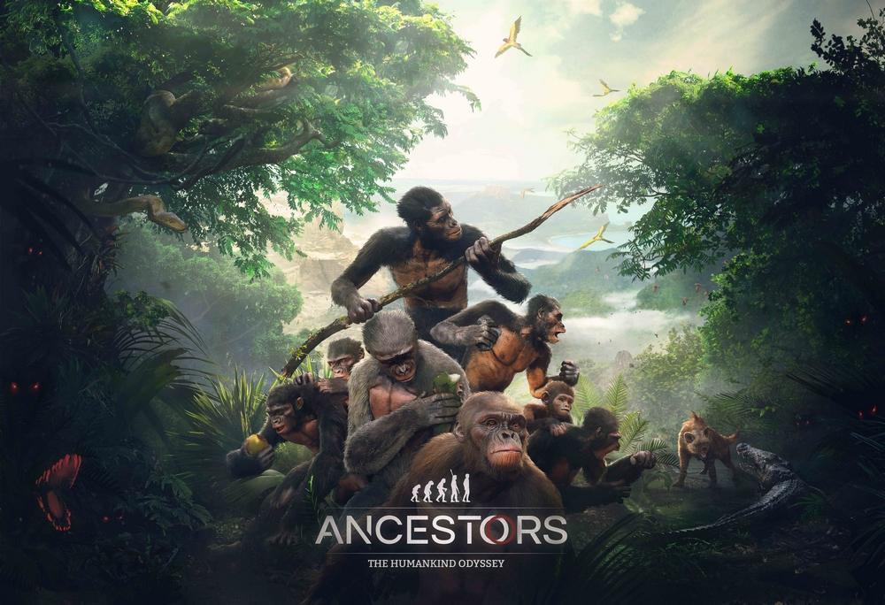 Ancestors Key Art