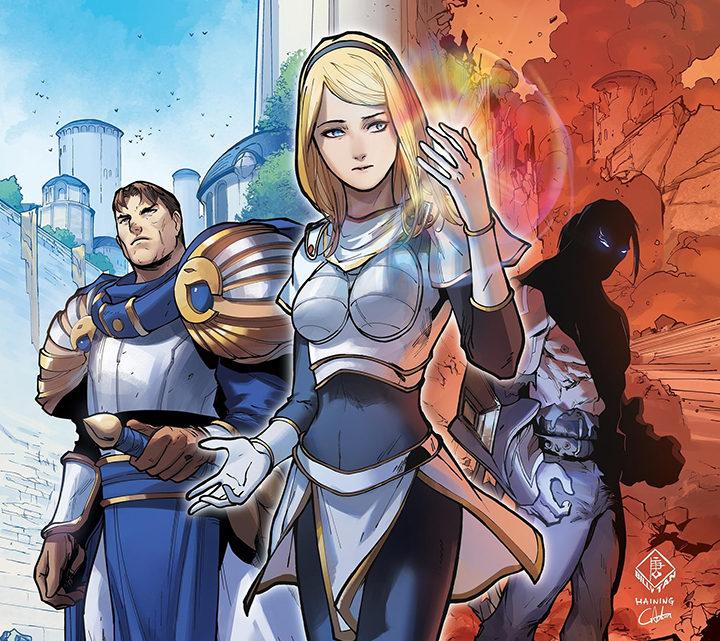 Lux à l'honneur : deuxième comics de LOL chez Marvel !