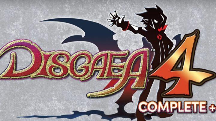 Disgaea 4 Complete+ arrive en automne sur Switch et PS4 !