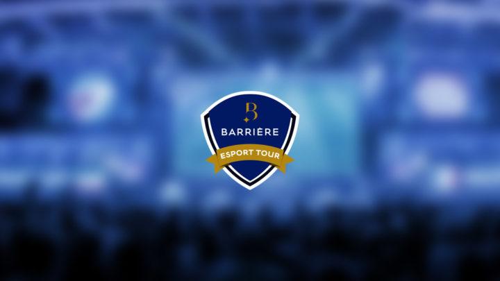 Le Barrière eSport Tour revient le 6 juillet 2019