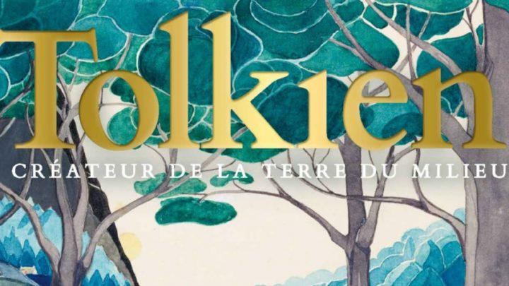 Tolkien créateur de la Terre du Milieu : le livre avec des documents inédits !