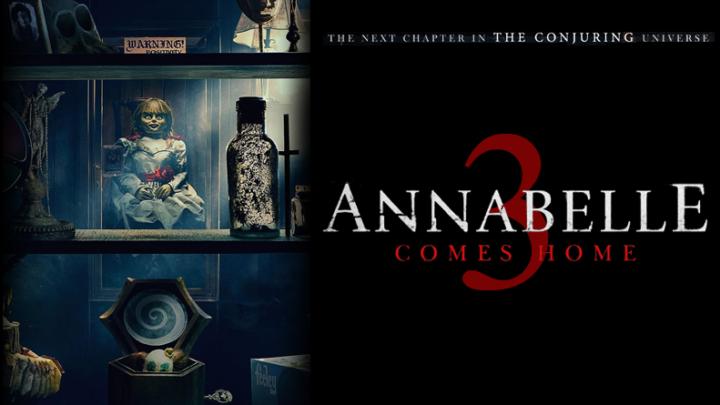 Annabelle 3, le retour de la poupée envahissante [Critique]