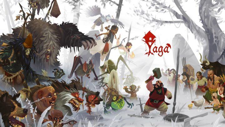 Yaga, l'histoire d'Ivan le forgeron malchanceux [Test]