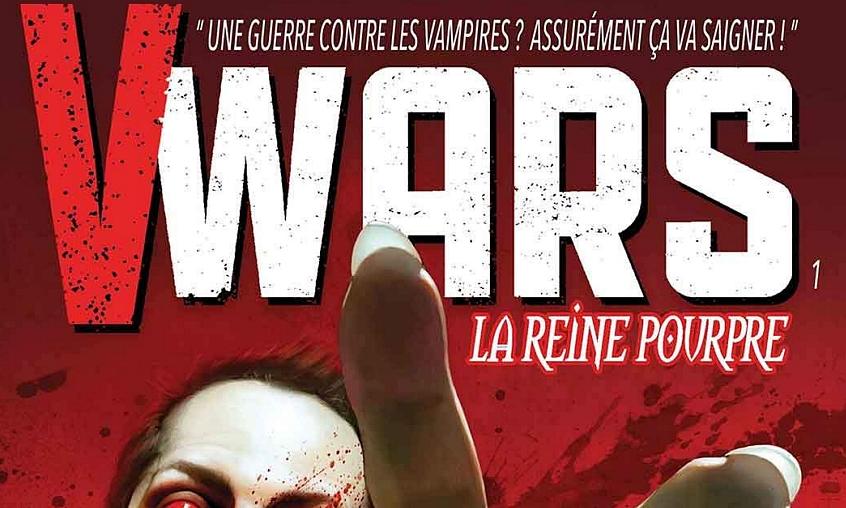 V Wars : la guerre des vampires la plus sanglante ! [Critique]