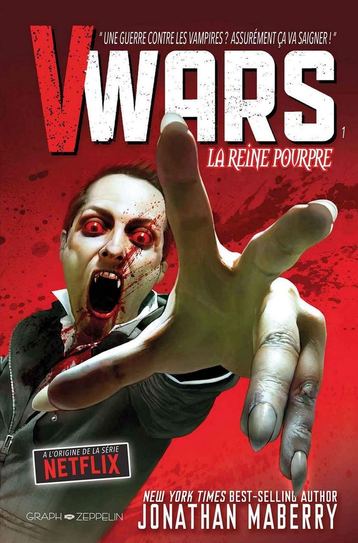 V Wars couverture